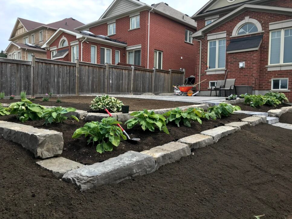 Retaining Wall Design and Installation Solution