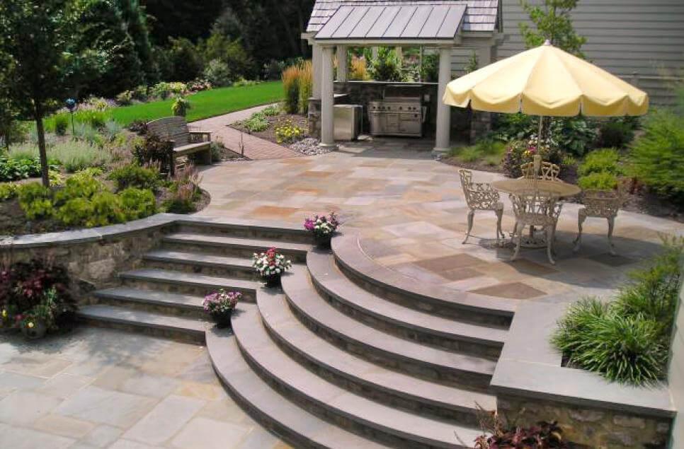 patio design richmond hill canada